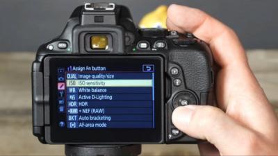 Налаштування камери