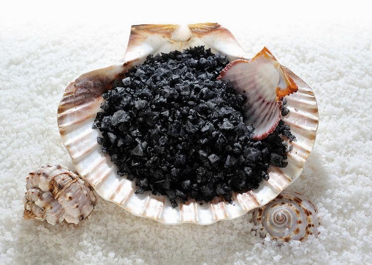 морская соль-Black Lava