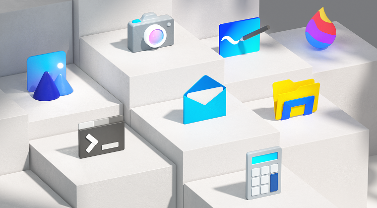 новые стилизованные иконки Windows 5