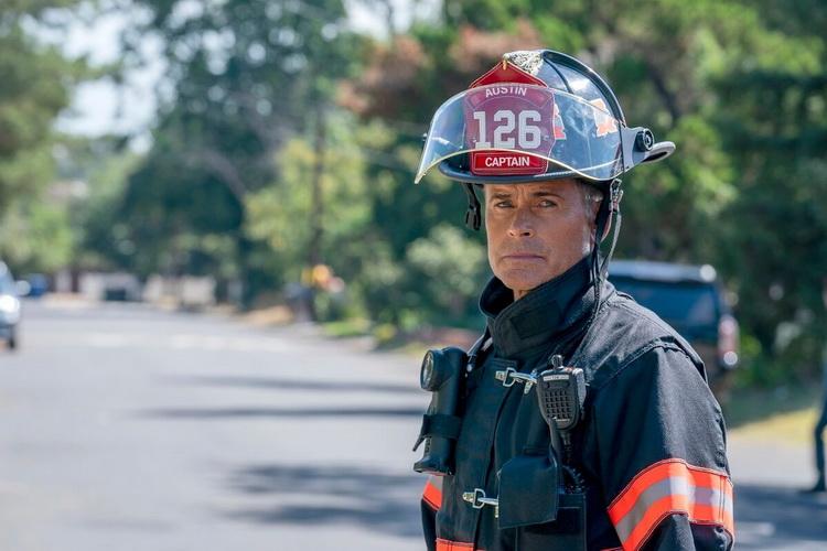 911 Одинокая звезда-кадр из фильма