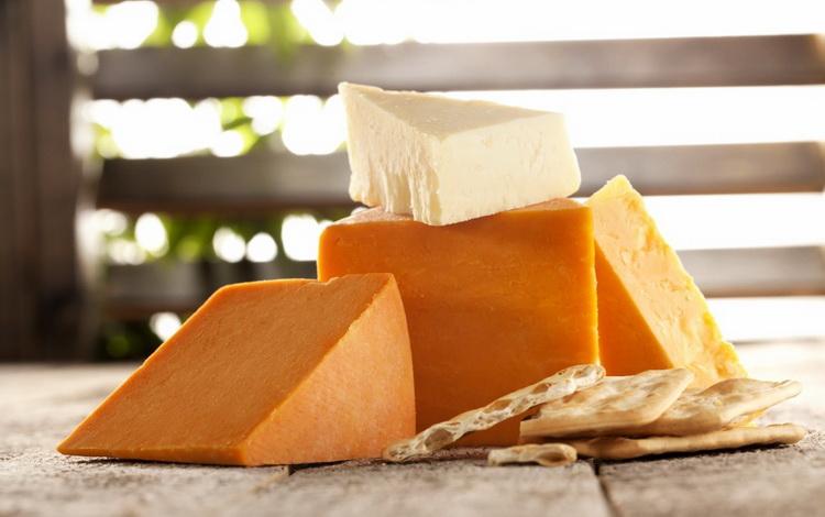 Чеддер-сыр