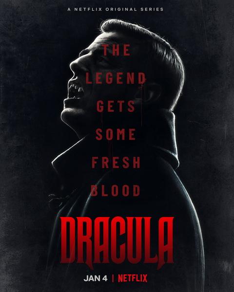 Дракула-постер