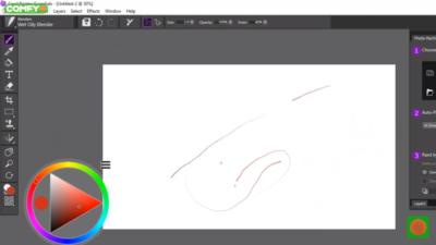 Як малює Wacom Intuos Pro S