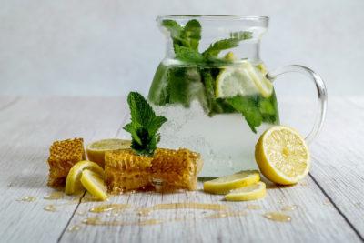Лимонад в домашніх умовах