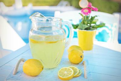Рецепт справжнього лимонаду