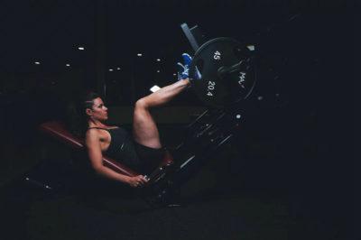 Упражнения чтоб накачать попу в зале
