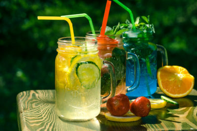 Як зробити лимонад