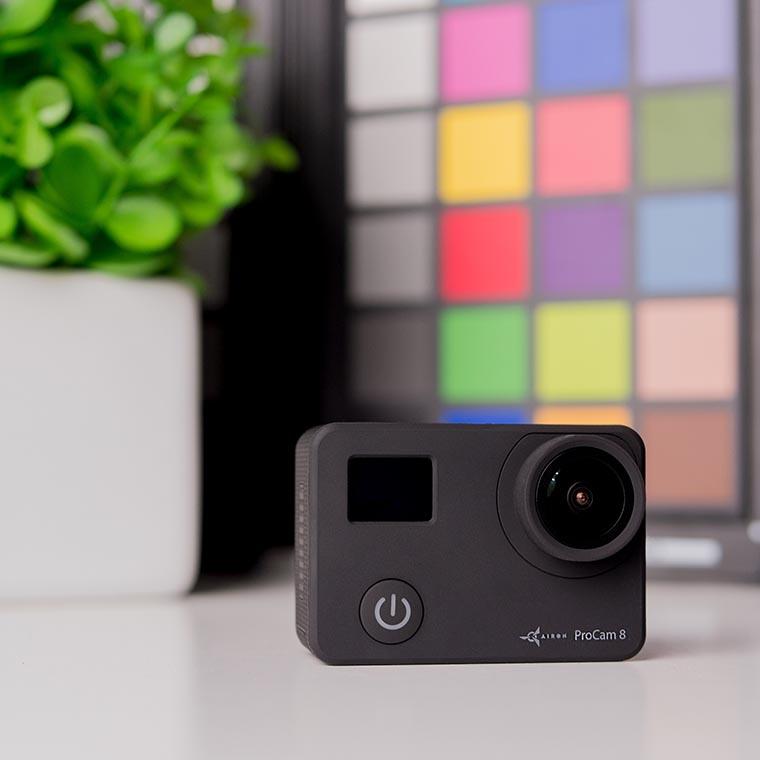 Компактная экшн-камера от AIRON