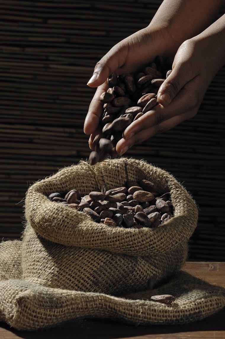 Крупные зерна либерики