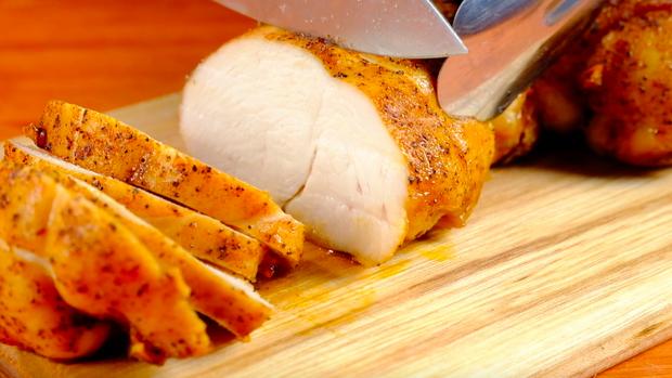 Куриная пастрома-рецепт