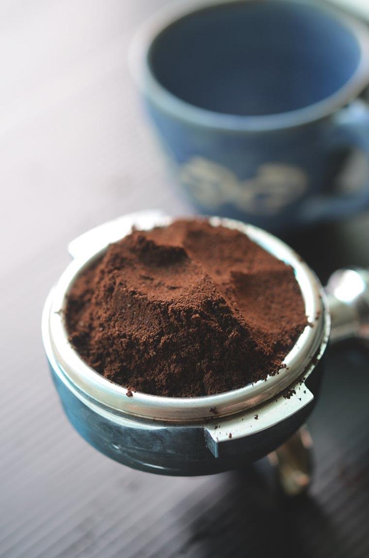 Мелкий помол для рожковой кофеварки