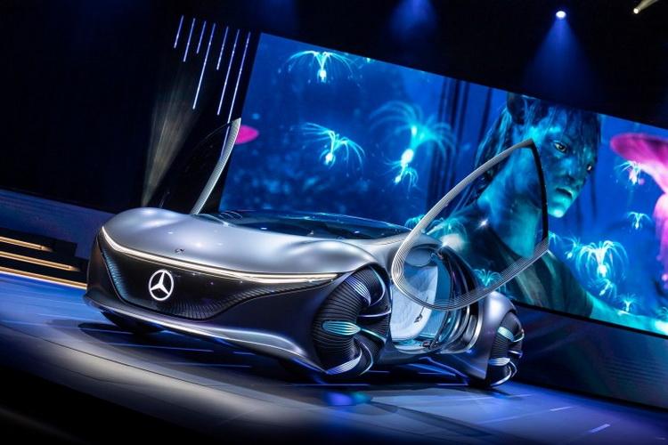 Mercedes-Benz Vision AVTR-фото