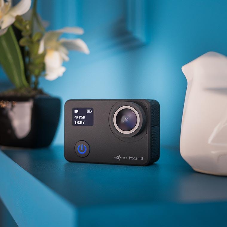 Надежная экшн-камера AIRON ProCam 8