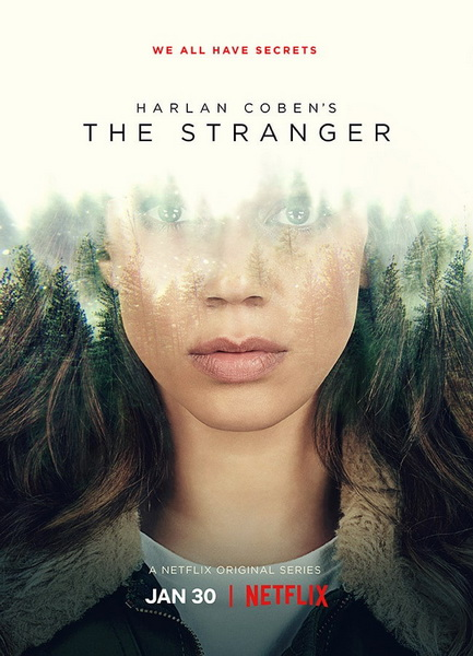 Незнакомец-Netflix постер