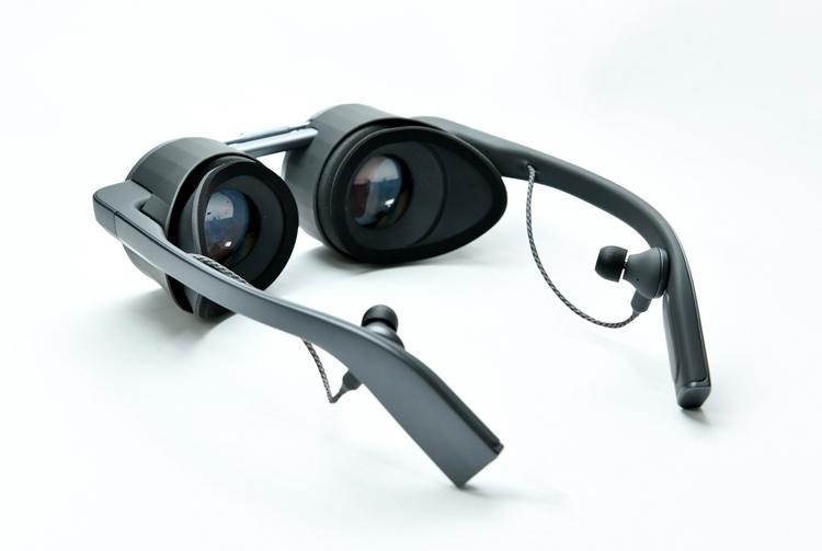 Panasonic-VR-очки