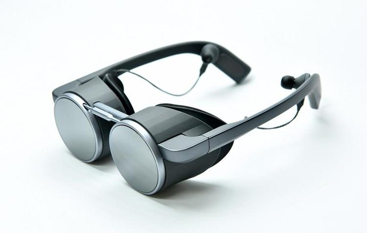 Panasonic-дизайн VR-очки