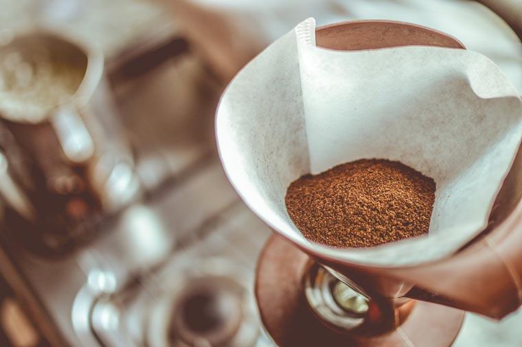 Помол для капельной кофеварки