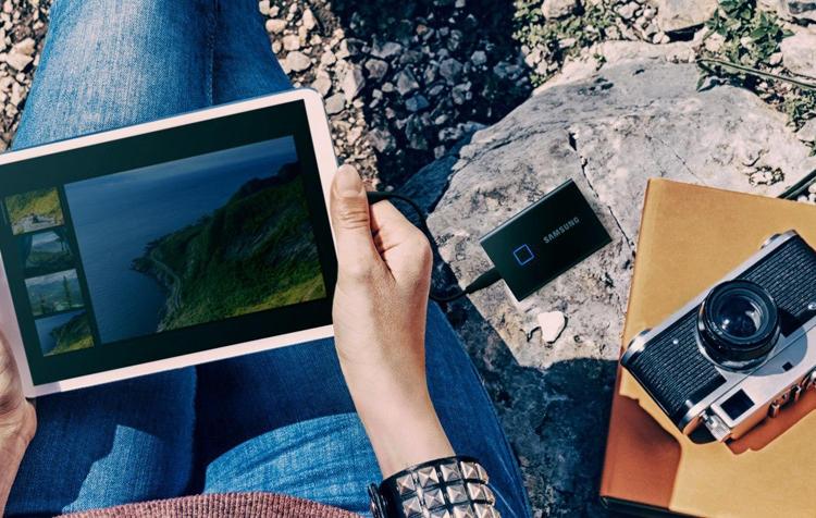 Samsung T7 Touch-опыт использования фото 2