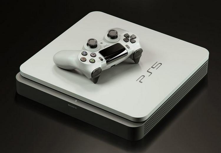 Sony PlayStation 5-игровая консоль