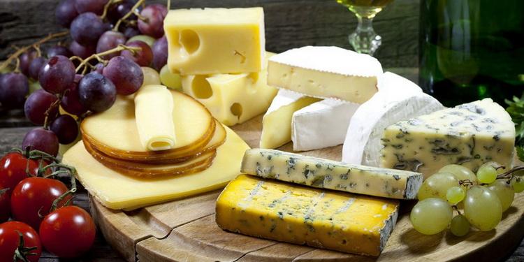 Сыр-виды