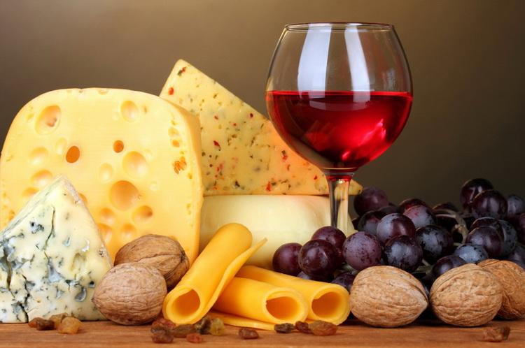 Вино-сыр