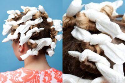 як накрутити волосся красиво