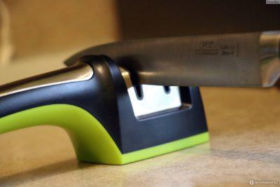 як правильно гострити ножі