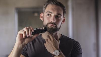 як стригти бороду