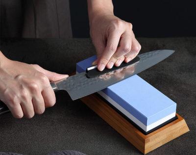 як гострити ножі