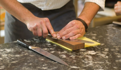 правильная заточка ножа
