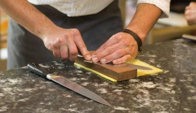 правильне заточування ножа