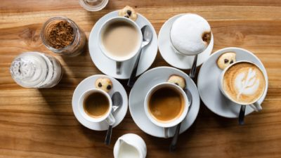 вплив кофеїну на організм