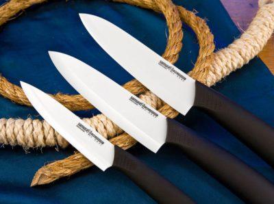 як гострити керамічні ножі
