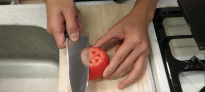 як гострити ніж бруском