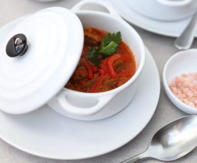 Суп на розсолі