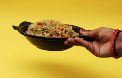 Рисова начинка