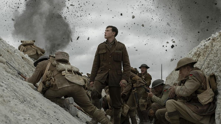1917-три Оскара