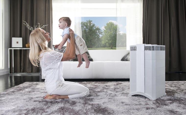Чистый воздух для ребенка