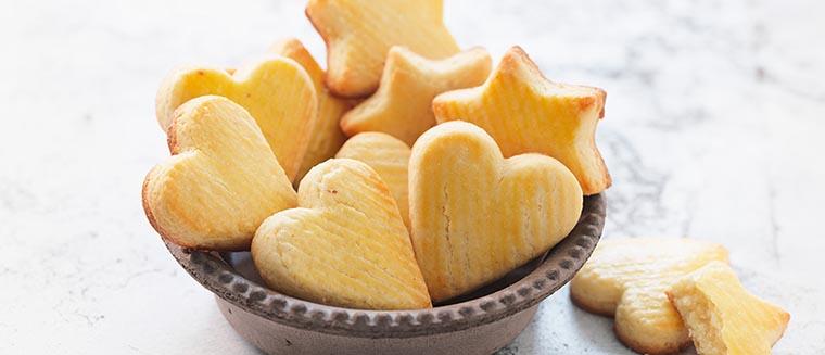 Домашнее печенье песочное
