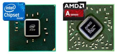 Примеры чипсетов