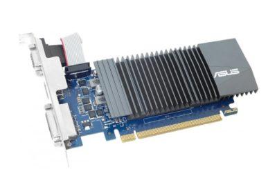 Пример видеокарты Asus