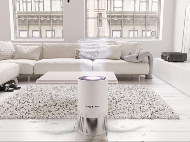 Очиститель воздуха с HEPA фильтром