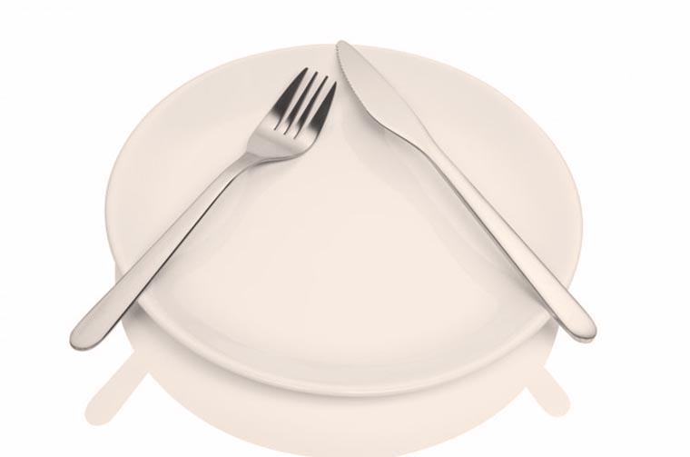 Пауза в еде