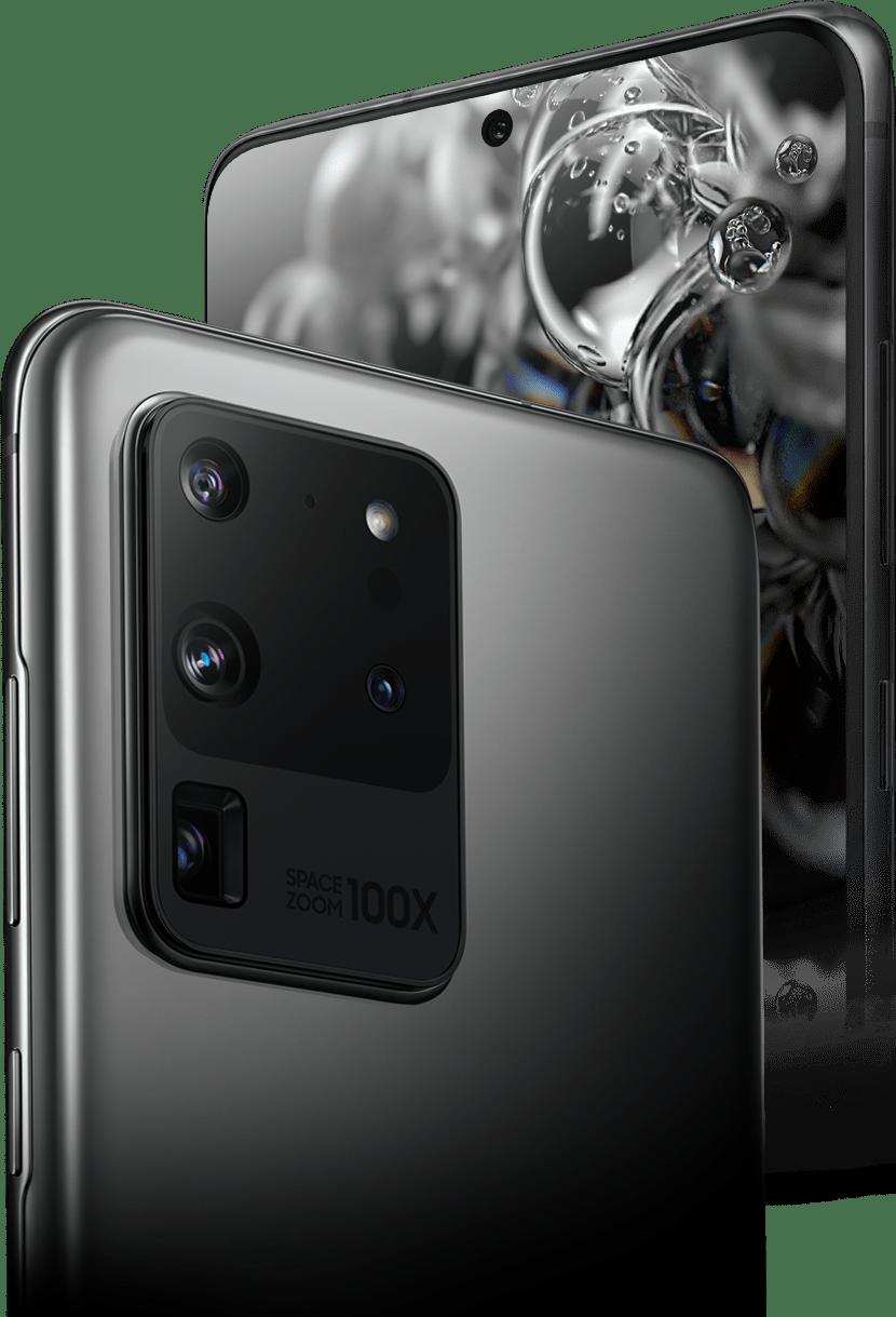 Разбираемся в камерах линейки Samsung Galaxy S20 - камеры galaxy s20 ultra