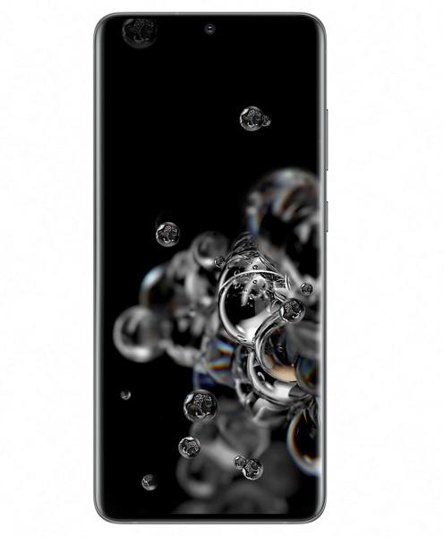 Samsung Galaxy S20 Ultra-экран флагмана