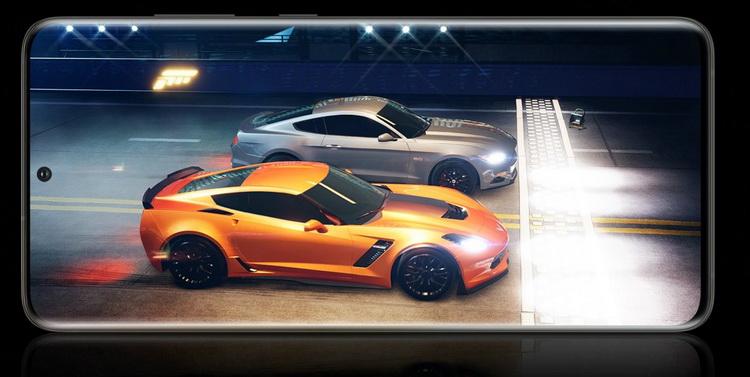 Samsung Galaxy S20-производительность