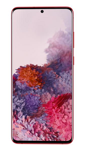 Samsung Galaxy S20+ расцветка Aura Red-2