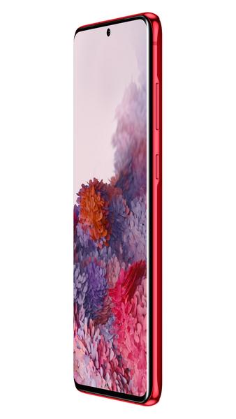 Samsung Galaxy S20+ расцветка Aura Red-4