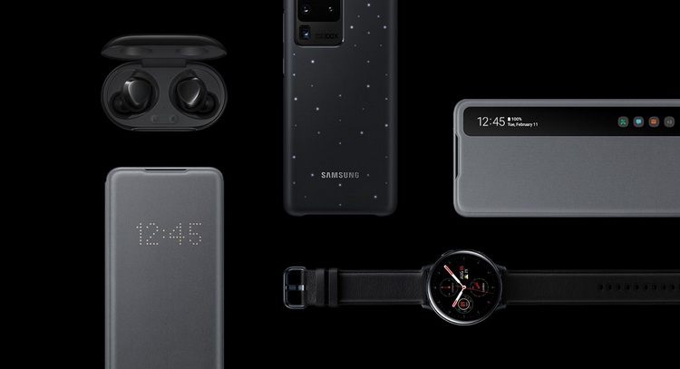 Samsung Galaxy S20-уникальность