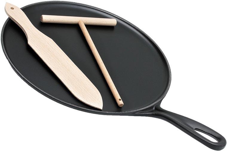 Специальная сковорода для блинов
